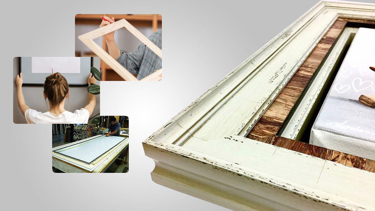 Picture Frame Repair: How to Restore Damaged Frames like an Expert